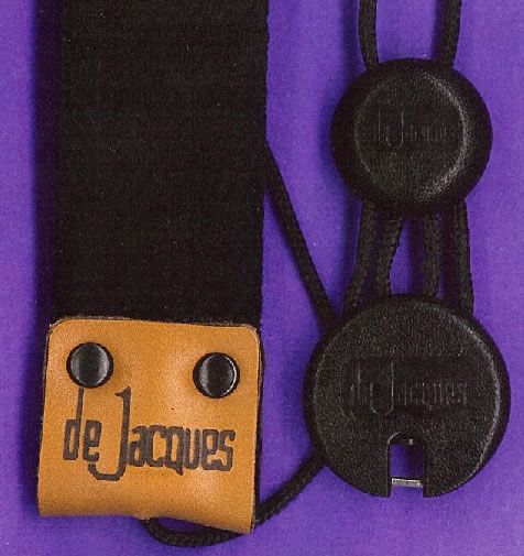 DeJacques Saxophone Strap - Award Model