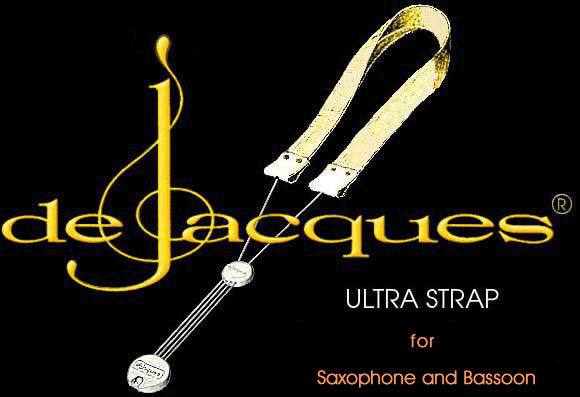 Ultra Strap for Saxophone and Bassoon